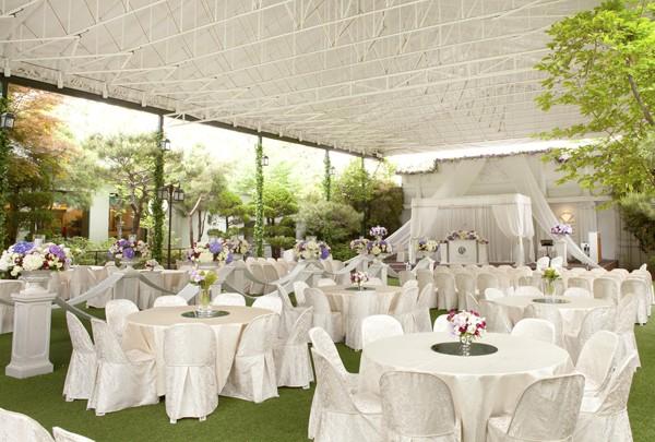 남산예술원웨딩홀